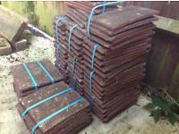 Marley Ashdowne red clay roof tiles