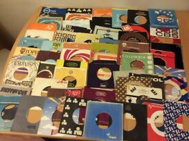 GIGANTIC BUNDLE OF COMPANY RECORD SLEEVES