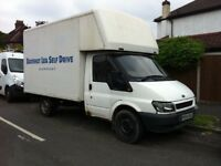Ford Transit luton London lez compliant NON RUNNER NEEDS ENGINE, CLEAN VAN