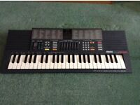Yamaha pss-390 boxed electronic keyboard