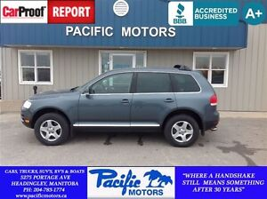 2004 Volkswagen Touareg LOADED