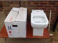 Fabian Toilet base no cistern