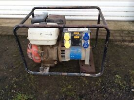 Honda 6kw generator
