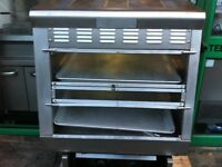 CATERING COMMERCIAL KITCHEN FRIED CHICKEN HOT CABINET DISPLAY FAST FOOD RESTAURANT SHOP BAR