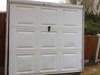 Garage Door. Cardale model AGFC7066.