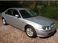 2003 ROVER 75 V6 MANUAL **DECEMBER MOT**FSH** ALL RECEIPTS KEPT , VERY NICE CLEAN WELL KEPT CAR