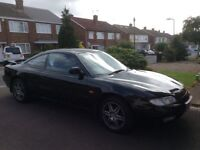 Black with grey leather interior 2.5 V6 smooth running engine