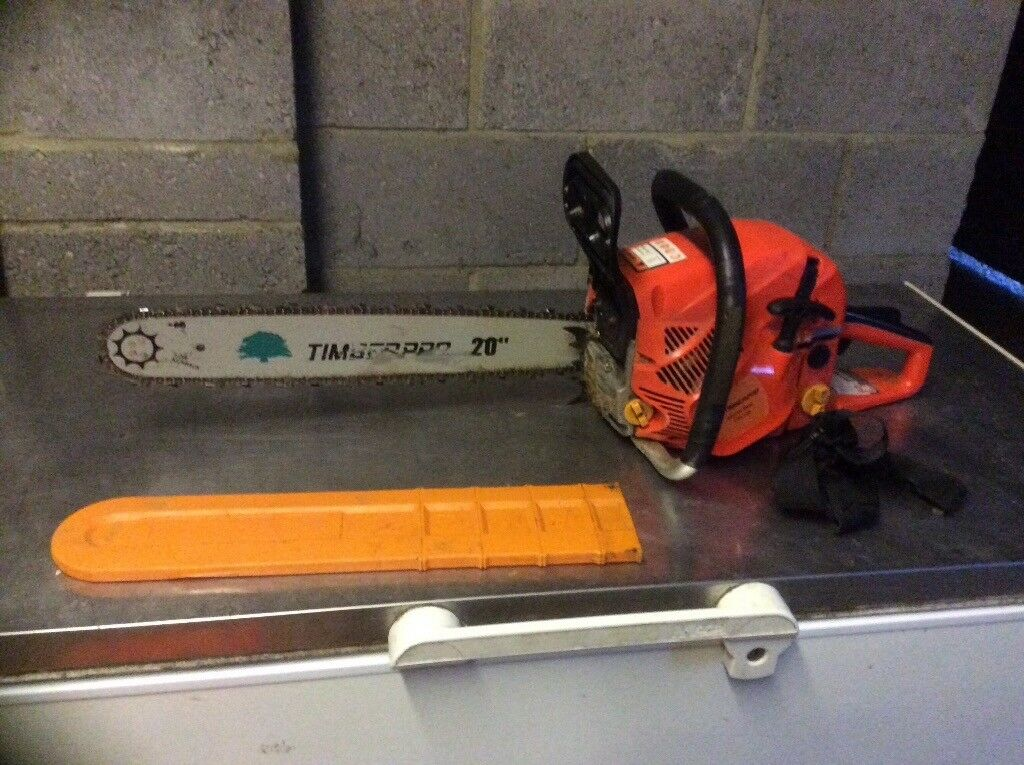 Used Timberpro Chainsaw 1:25 fuel mix | in Northallerton, North Yorkshire |  Gumtree