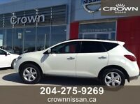 2010 Nissan Murano SL, ONE OWNER, LOCAL TRADE, ACCIDENT FREE, FO