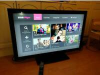 LG 42 inch FullHD TV with Internet USB and Freeview HD