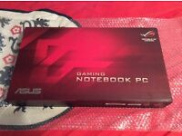 Used ASUS Gaming Notebook (ROG GL752VW) Good Condition