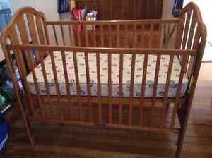 Baby cot plus 2 x mattresses Bella Vista The Hills District Preview
