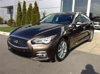 2014 Infiniti Q50 Tech package ** 0.9% OFFERT **