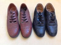 Men's kilt shoes