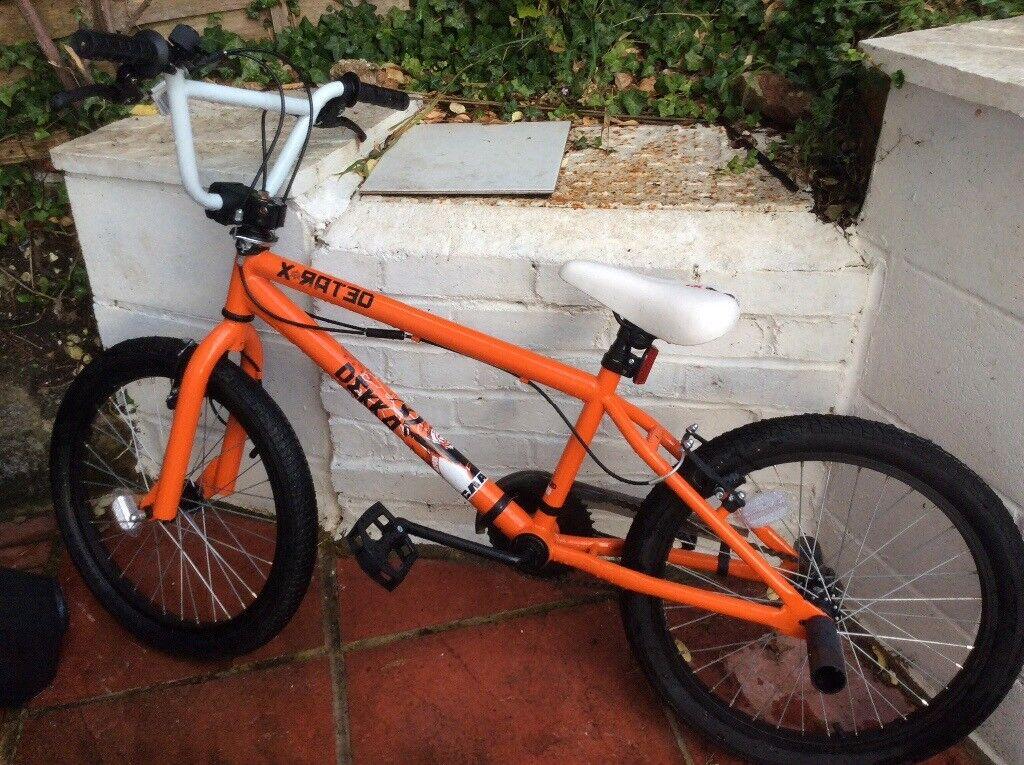 Child's xrated dekka bicycle