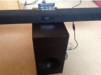 Samsung sound bar for sale