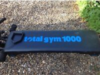 Total Gym 1000 for complete aerobic workout