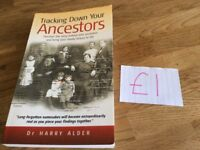 Tracking Down Your Ancestors Book