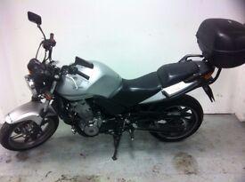 Honda CBF 500 2007 for sale