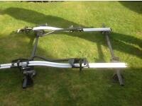 2 Thule Cycle Carriers