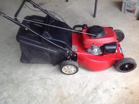 Honda powered Lawnflite mower
