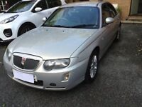 Rover 75 2.0 CDTI Manual Saloon Gold, One owner from new