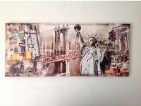 New-York Canvas