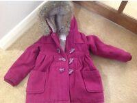 Winter coat Age 4
