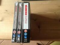Limited edition Walking Dead Seasons 1-3 Box Sets New and Sealed