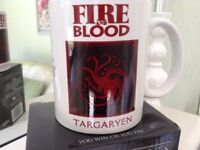 Brand New Game of Thrones Cup