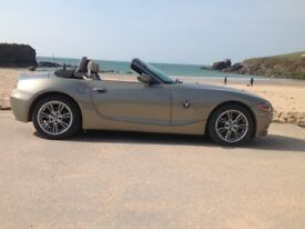 Has both a hard top and soft top both in excellent condition as is car. Full service history.