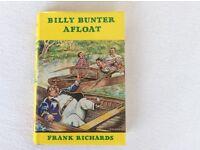 BILLY BUNTER AFLOAT - HARDBACK BOOK