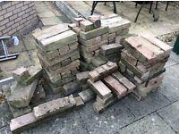 Garden Bricks Stone Faced