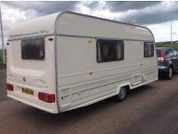 Avondale Dart 515/4 Touring Caravan.