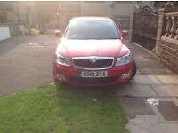 2010 Skoda octavia red diesel manual
