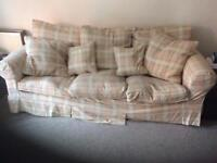 Free large sofa for collection in Bristol