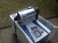 Panasonic camcorder digital excellent condition lots of extras
