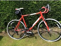 Mens Road Bike - Dawes Giro 300 , Shimano 7 Speed , Michelin Performance tyres