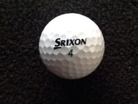 30.srixon ad333.golfballs in very good condition.