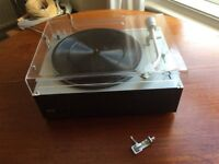 Braun PS410 turntable classic