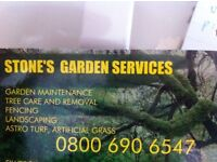 Stones tree and garden services undertaking all of kent area