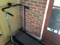 *Brand New* Pro Fitness Manual Treadmill