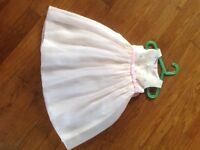 Beautiful dress fir child age 4. Cinderella label. Ideal for bridesmaid or parties