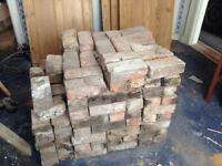 150 Clay bricks
