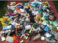 Brute Job lot hundreds of various items for your personal, family, friends use, boot sales etc.