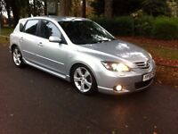 MAZDA 3 SPORT 2.0 16V EDITION, 5 DOOR HATCH, 5 SPEED MANUAL, LOOKS AND DRIVES WELL, BARGAIN