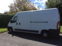 Man and Van Hire, Short Notice, Any Day AnyTime,