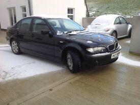 2003 BMW320d se