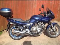 1997 Yamaha 600s good condition for year