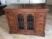 TV stand, CD cabinet, coffee table. Selling as set or individual.